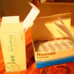 使用1ヶ月の間に感じたミノタブとフィンペシア(フィナステリド)の副作用
